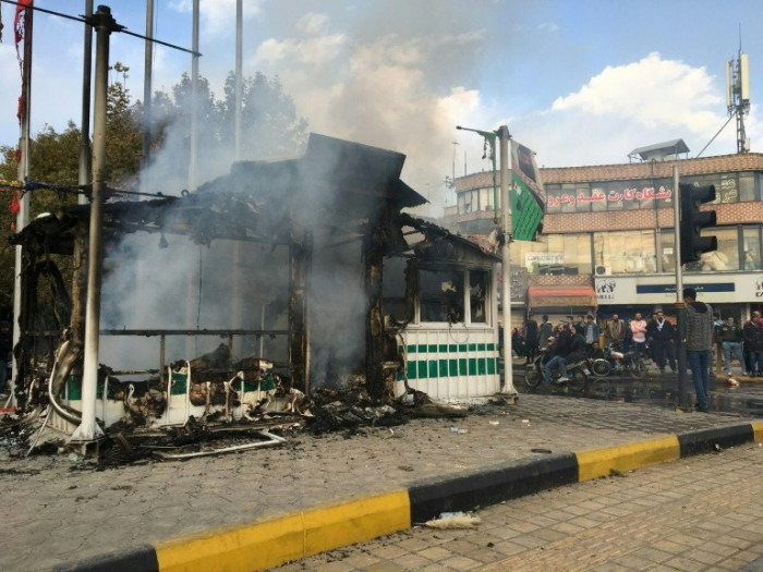 Three killed as Iran unrest shows no signs of subsiding
