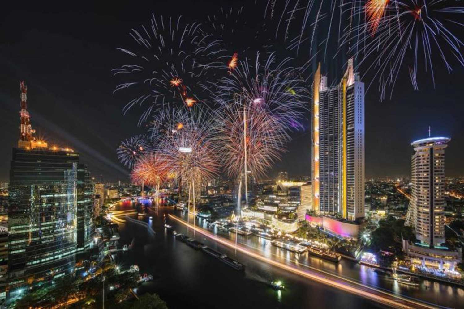 Iconsiam joins the Tourism Authority of Thailand in organising