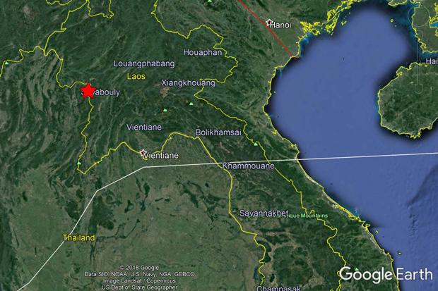Strong quake shakes northern Thailand, Laos