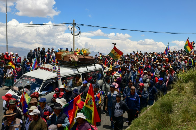 In Bolivia, New Leaders Emerge in Camp of Ousted Morales