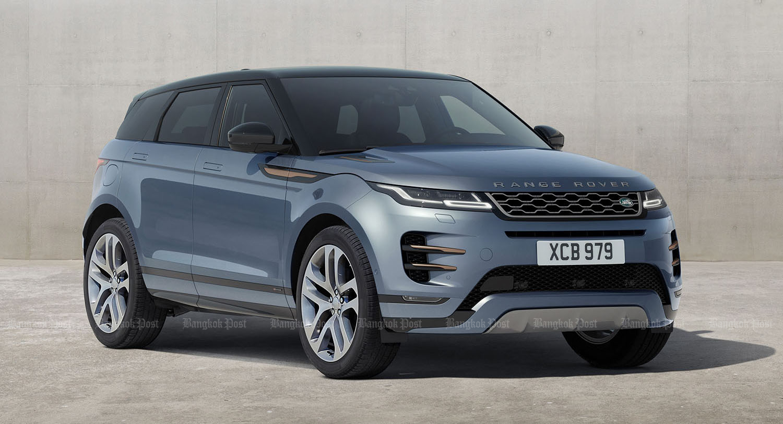 New Range Rover >> 2020 Range Rover Evoque Thai Prices And Specs
