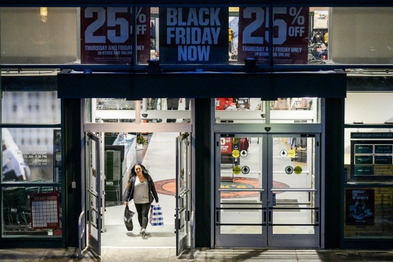 Black Friday' becoming a shadow of its former self in US
