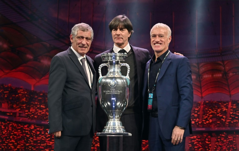 Team Germany World Cup 2020.Portugal France Germany Drawn Together At Euro 2020