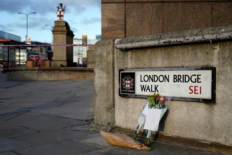 The incident comes two years after Islamist extremists in a van ploughed into pedestrians on the bridge before attacking people at random with knives.