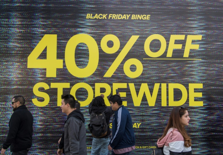Cyber Monday' on track for record US online sales