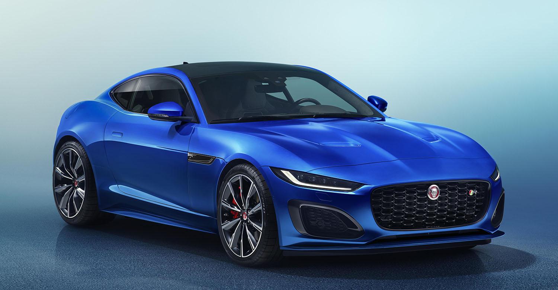 Jaguar facelifts F-Type for 2020