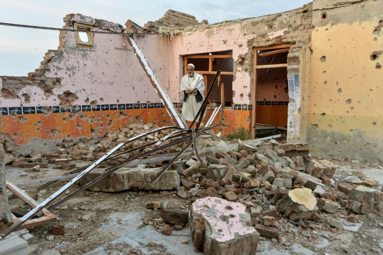 Fighters from the Islamic State group unleashed a wave of destruction in the areas they seized in eastern Afghanistan
