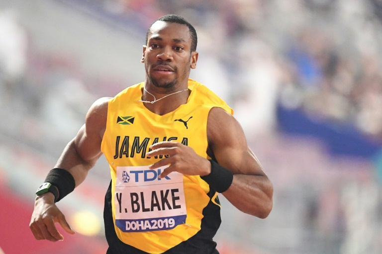 Jamaica sprint star Yohan Blake has lashed out at IAAF chief Sebastian Coe, saying he is