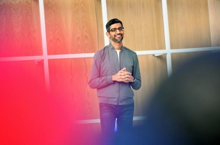 Google's Sundar Pichai named CEO at parent firm Alphabet thumbnail