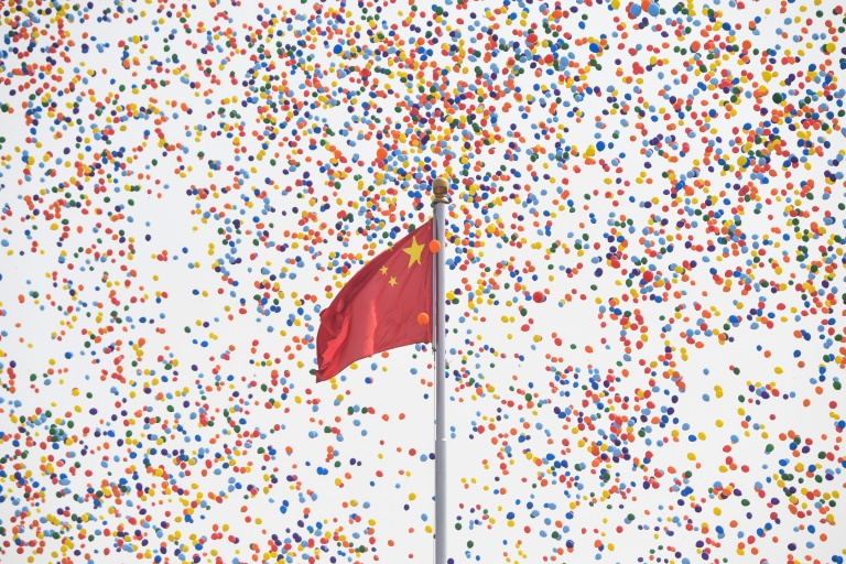 China's government has stepped up the promotion of patriotism under President Xi Jinping.