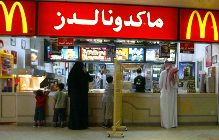 Saudi restaurants have long been segregated into a family section for customers accompanied by women and a singles area for men.