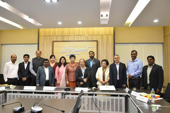 MQDC executive highlights India's opportunities for Thai innovation