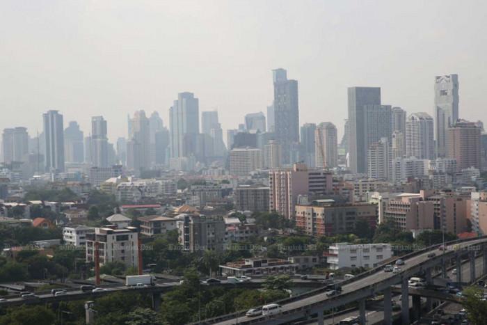 Smog returns to Bangkok
