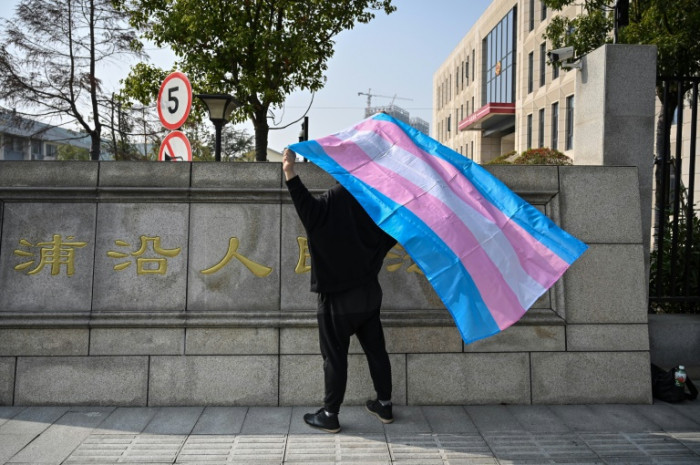 Trans woman puts Chinese law to the test in landmark case