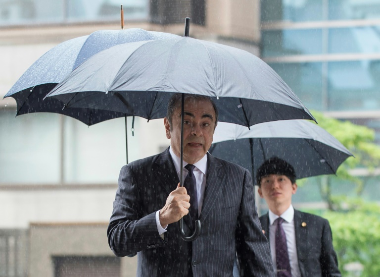 Former Nissan boss Carlos Ghosn denies all the charges.