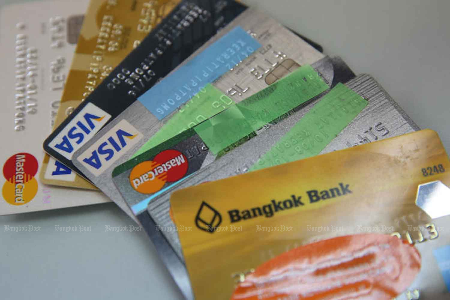 The central bank has set a maximum interest rate of 20% for credit card loans.