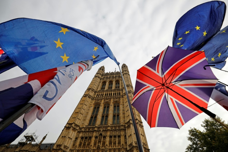 British parliament has been deadlocked since the 2016 referendum on EU membership that saw a majority vote to leave.