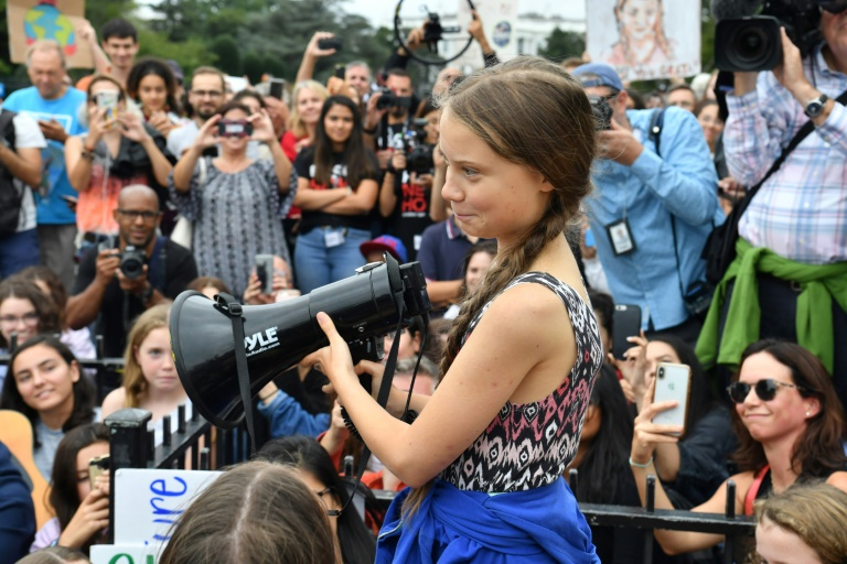 Swedish climate activist Greta Thunberg is only 16 but she has riled several world leaders.