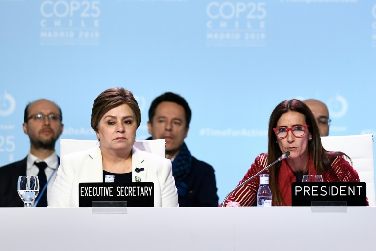 The Paris treaty goals of capping global warmiThe COP25 deal