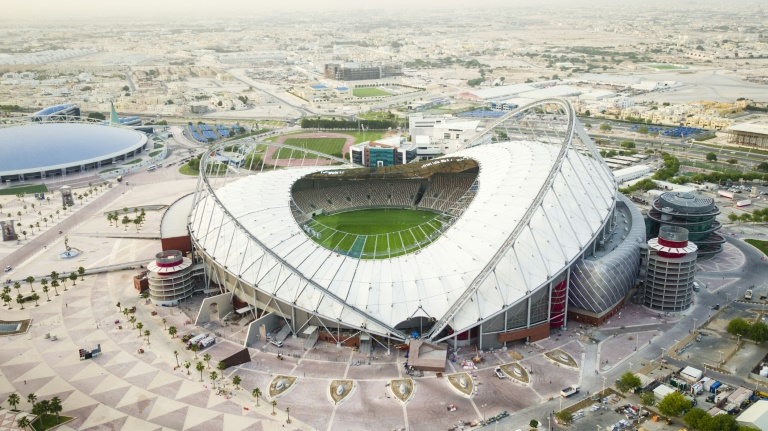 The head of FIFA World Cup Qatar 2022 Nasser al-Khater says