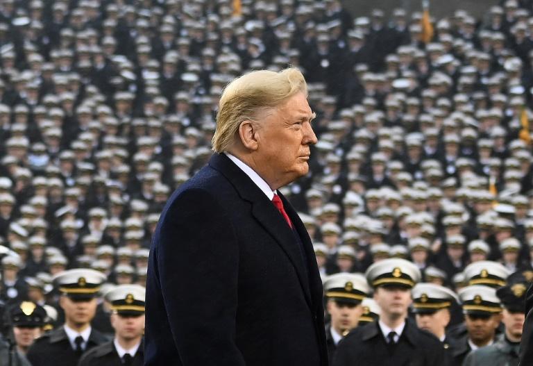 Trump Impeachment Showdown As Democrats Seek To Shape Senate
