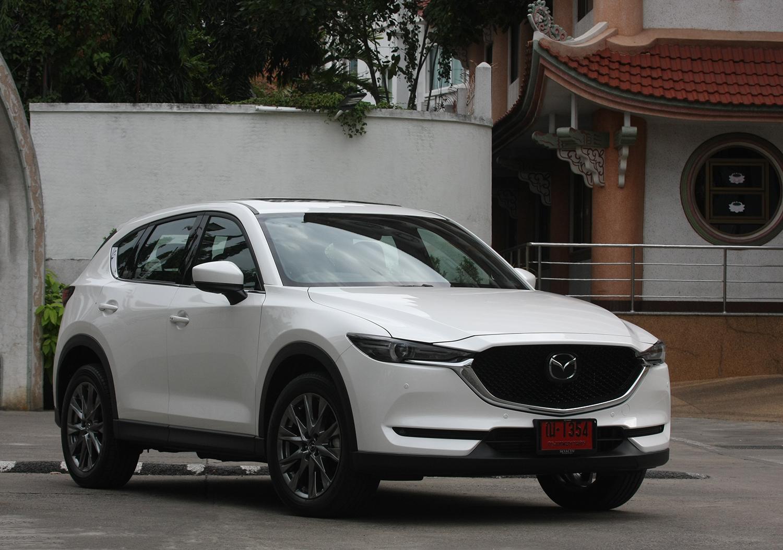 Mazda Cx 5 2 Turbo Sp 2019 Review
