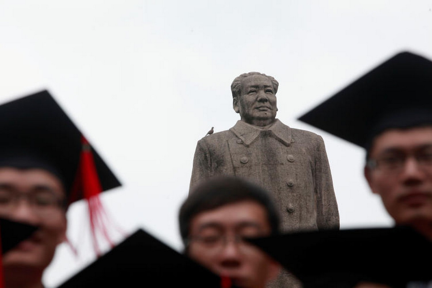 Chinese university cuts 'freedom of thought' from charter