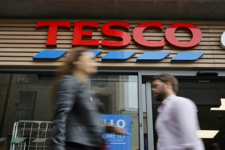 A six-year-old reportedly opened a card from a Tesco's supermarket to find a message inside, claiming to be from inmates in China.