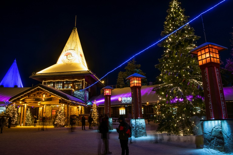 Since the 1980s, tourism chiefs have marketed Lapland's main town, Rovaniemi, as the world's official home of Santa Claus