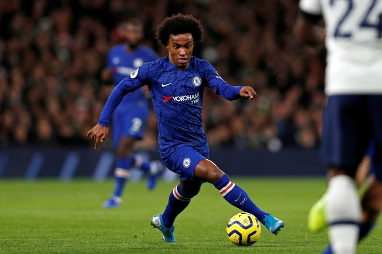 Chelsea want to keep Willian faith against Saints