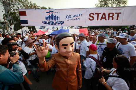 Walk for Prayut -0
