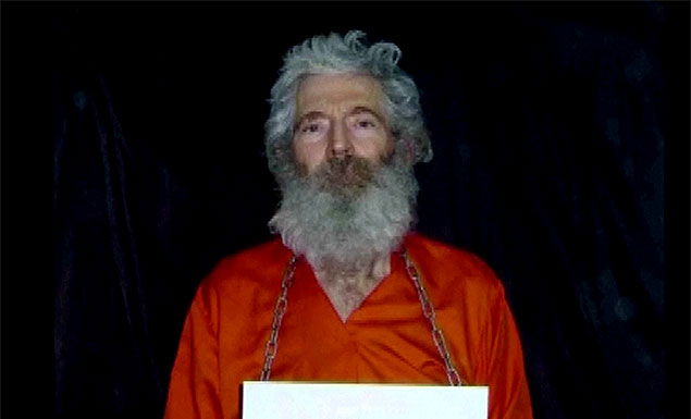 Trump doesn't accept reports of Levinson's death