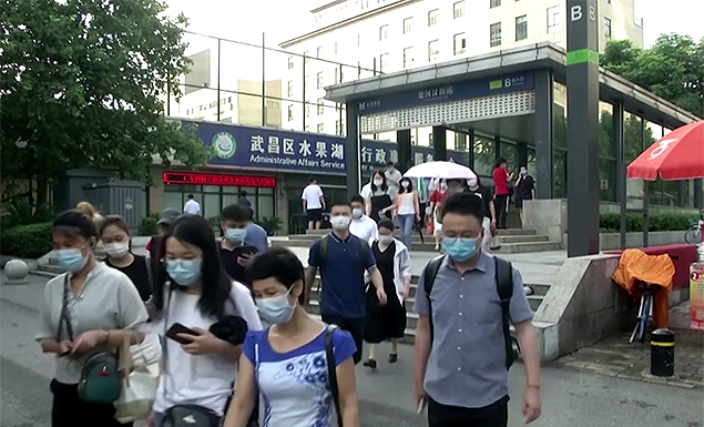 Six months on, Wuhan hopes the worst is over