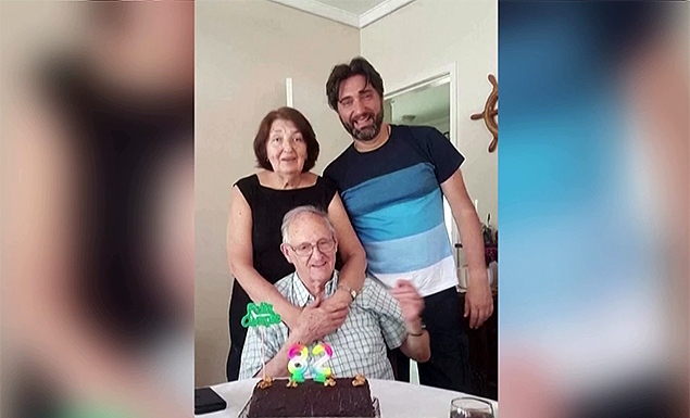 COVID-19 survivor loses dad the day he's discharged