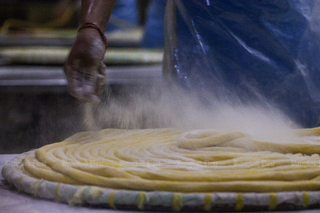 The art of handmade noodles -3