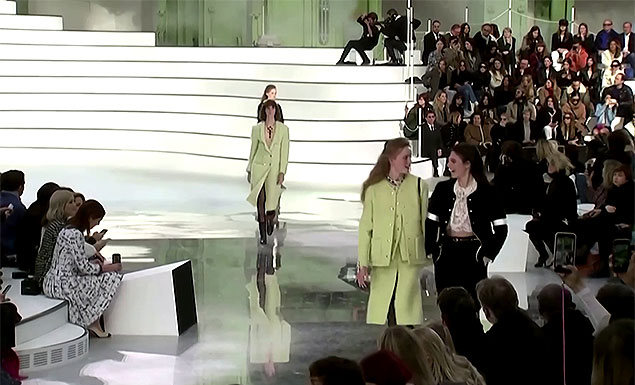 Paris fashion eco-system on edge as shows disappear