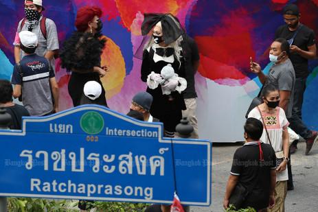 Back to Ratchaprasong -3