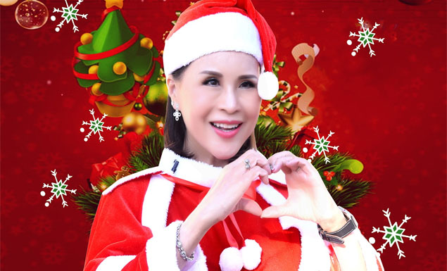 Merry Christmas song from Princess Ubolratana