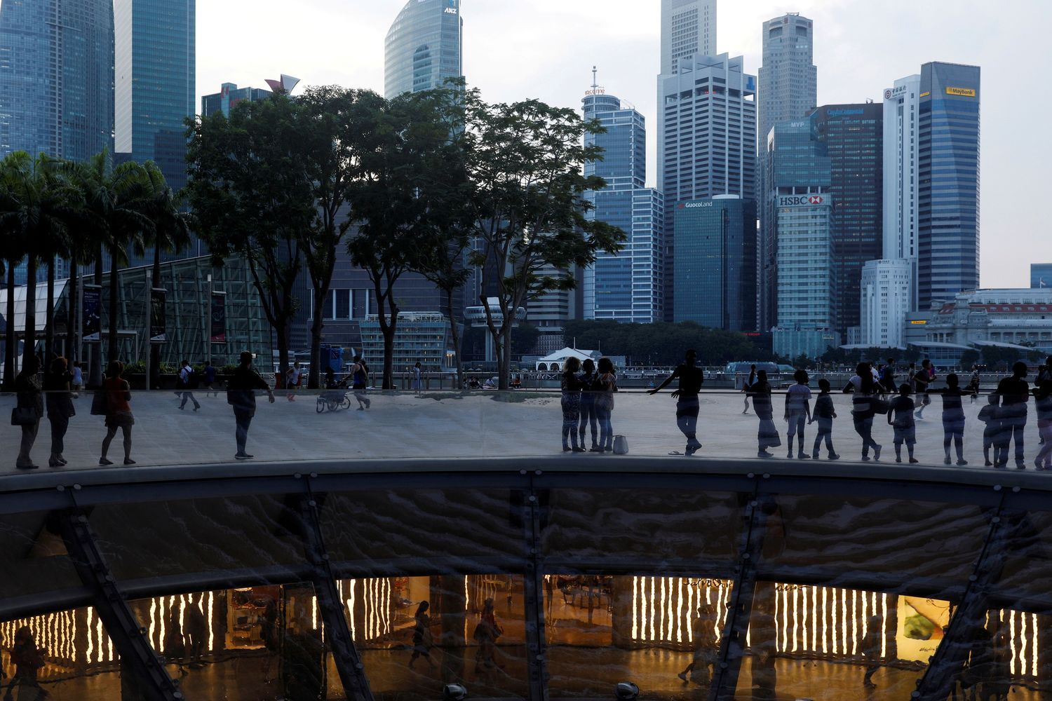 Singapore economy grew just 0.7 percent in 2019: government