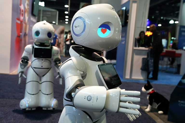 Robots will be a big part of the 2020 Consumer Electronics Show, a celebration of innovation for a sector undergoing turbulence