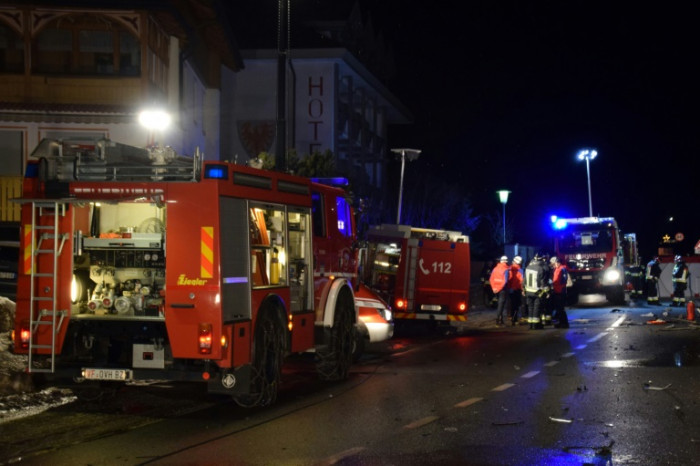 Six Germans die as drunk driver hits pedestrians in Italian Alps