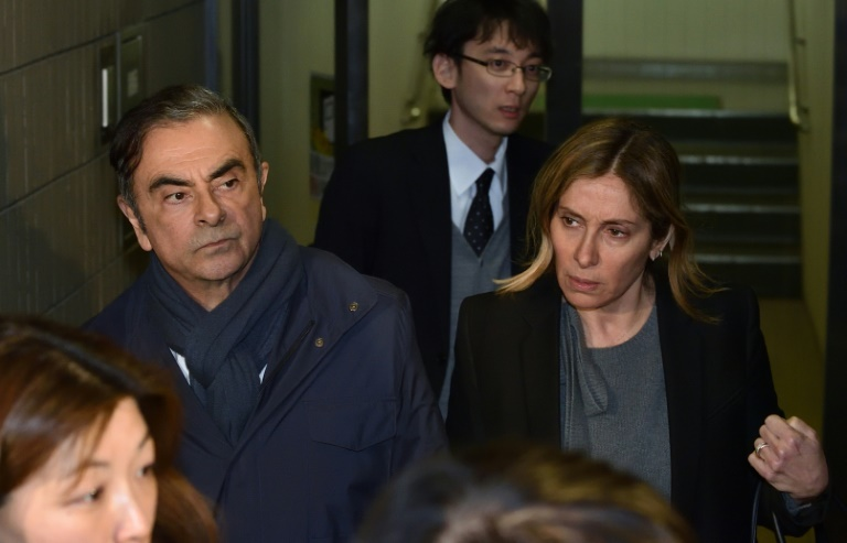 Fugitive former Nissan boss Carlos Ghosn calls Japanese imprisonment conditions a 'travesty'