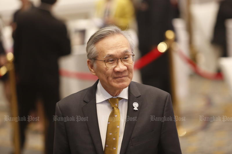 Foreign Minister Don Pramudwinai said the United States had informed Thailand one day before its drone attack but the Foreign Ministry is backtracking on his statements. (Bangkok Post file photo)
