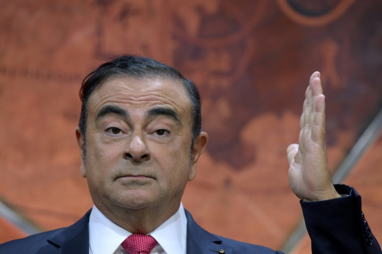 Carlos Ghosn rips into Nissan and Japanese judicial system