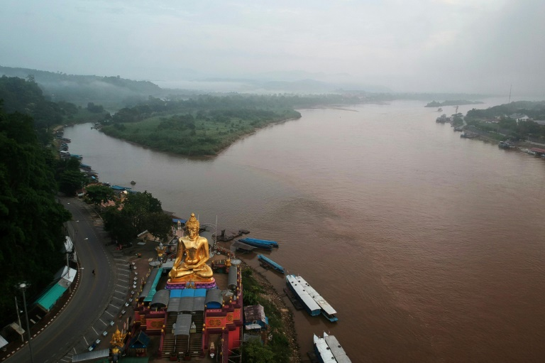 The Mekong nations — China, Thailand, Laos, Cambodia, and Vietnam — are struggling to ensure sustainable development, jeopardising hundreds of millions of lives. (Photo: AFP)