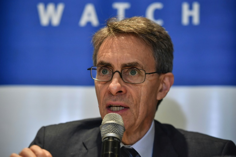 HRW chief 'denied entry to Hong Kong' ahead of critical China report