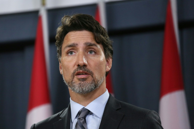 Canadian Prime Minister Justin Trudeau said the tensions in Iran that caused a jetliner to be shot down were