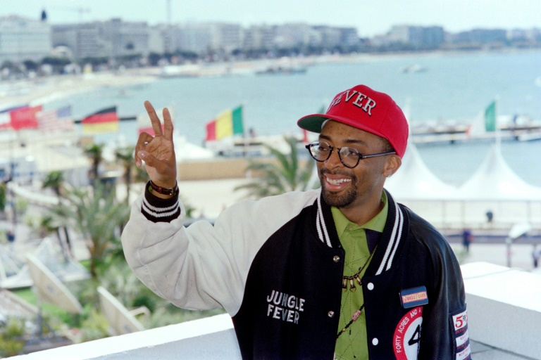 Spike Lee is the first person of black African descent to preside at the world's biggest film festival.