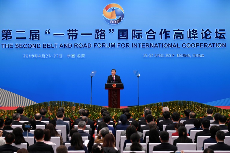The Belt and Road Initiative is President Xi Jinping's signature foreign policy project
