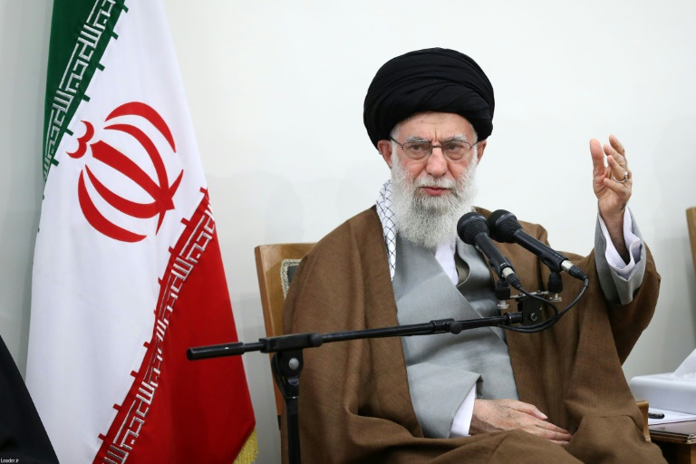 Be careful with your words, Trump warns Khamenei